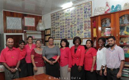 Board of Industrial Training partners with Roadside Baptist