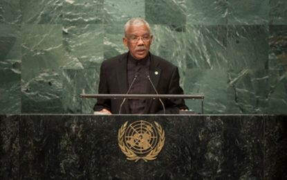 Address  of  His Excellency David Granger  President of the Cooperative Republic of Guyana  to the 71st Session of the United Nations General Assembly