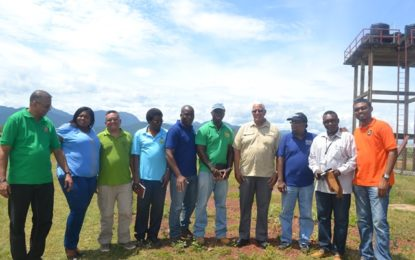 Agriculture- A thriving industry in Region Nine  -Agri. Ministry wraps up successful outreach