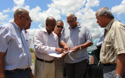 Agriculture Minister, team visits Wales estate – plan of action for implementation on schedule