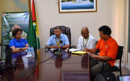 NTC Executives deem recent meeting a success