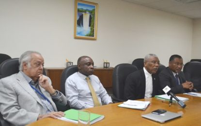Guyana pleased with UN Secretary-General's efforts to resolve border controversy  -President Granger