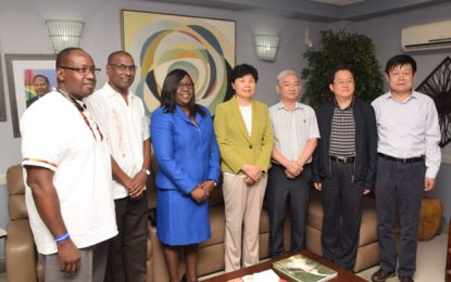 Guyana, China forge closer health sector collaboration