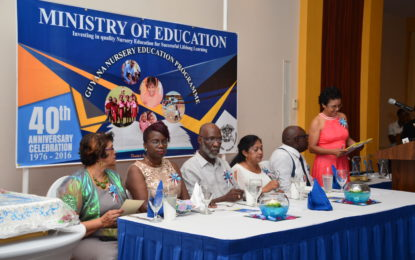 Ministry of Education Awards Ceremony