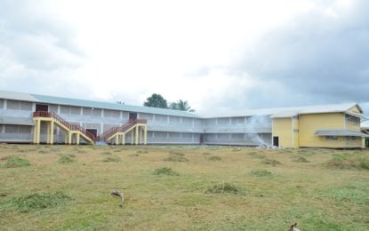 New buildings likely for Brickdam Secondary, Buxton Primary
