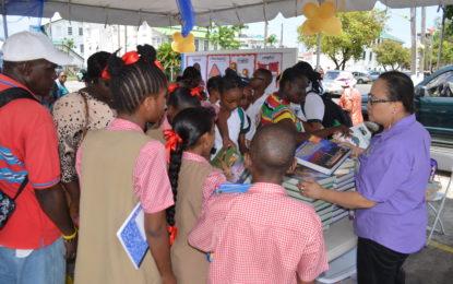 International Literacy Day 2016 Reading Extravaganza