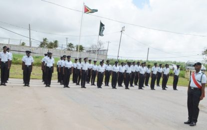 New prison officers urged to be humane