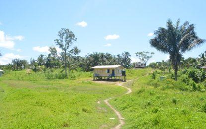 Baramita health post to be upgraded to health centre