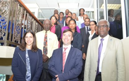 CJIA expansion…GCAA training staff to handle increased traffic