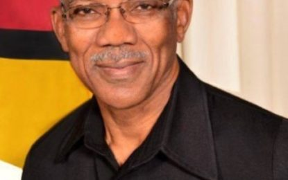 Address  of  His Excellency Brigadier David Granger  President of the Cooperative Republic of Guyana  to the National Assembly of Guyana