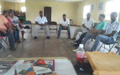 Bartica, Linden stakeholders benefit from seminars on promoting safety in homes