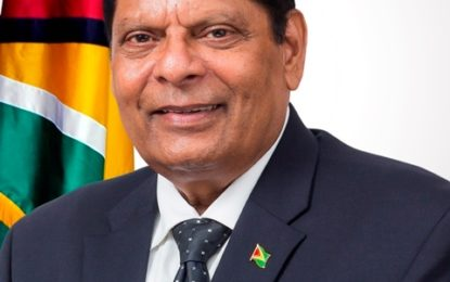 Prime Minister Nagamootoo saddened at loss of life on the roadways – appeals for extra care by road users