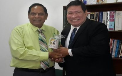Positive outcomes  seen from Guyana/Mexico bilateral relations