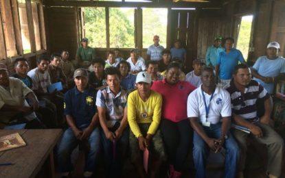 Region Nine boat operators benefit from training