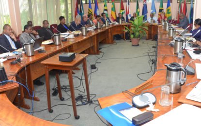 The Caribbean Community (CARICOM) Secretariat consultation to provide recommendations to the Council for Human and Social Development (COHSOD).