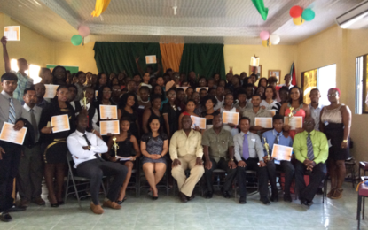 76 more youths complete leadership training
