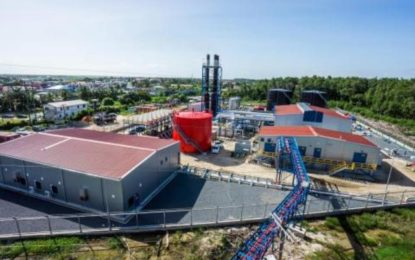Berbice power supply unimpeded