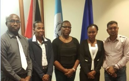 INTERPOL Training of Guyanese Officials in Trafficking in Persons