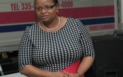 Don't settle for less – Minister Lawrence tells Skeldon High students