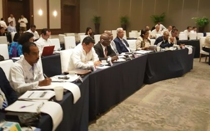 Important advances in agriculture among key areas discussed during Ministers and Secretaries of Agriculture Meeting in Mexico