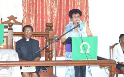 Social Cohesion Ministry to provide support for social cohesion initiatives – Min. Ally at Mocha/Arcadia Methodist Church's Jubilee celebration