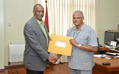 Major General Singh to conduct Guyana National Broadcasting Association Inquiry