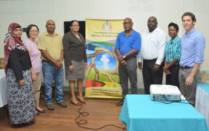 41 Stakeholders benefit from Social Cohesion Consultations in Corriverton – 20 of 32 planned Consultations completed