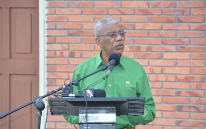 Address  of  His Excellency Brigadier David Granger  Leader of the People's National Congress Reform  at the 59th Anniversary Celebration of the Founding of the  People's National Congress Reform
