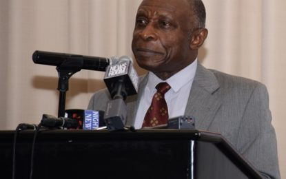 Guyana will not fall victim of 'resources curse' – Greenidge
