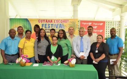 Sponsors come on board for inaugural coconut festival