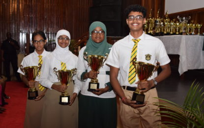 Ministry of Education 2016 National Award Ceremony