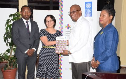 Guyana launches UNDP Caribbean Human Development Report –Caribbean to work towards 2030 SD