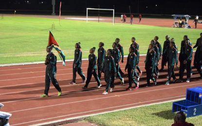 Inter-Guiana Games Commences