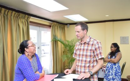 International birding tour operators explore Guyana's unique prospects