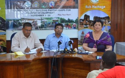 Guyana's popularity as a tourism destination improving