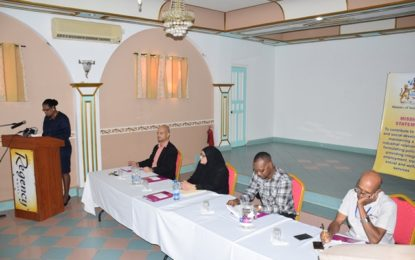 Media sensitised on how to report on sexual offences