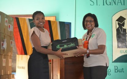 Laptop dream becomes a reality for hundreds of Region Nine teachers