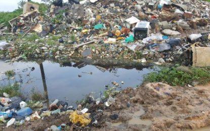 Waste sensitisation programme for Bartica