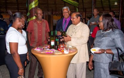 Prime Minister attended GRDB's An Evening of Rice