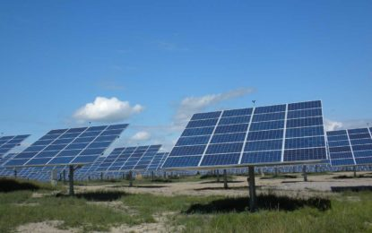 Solar farm for Mabaruma, other hinterland areas