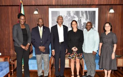 UNEP team encouraged by Private Sector, Civil Society's response to 'green' agenda