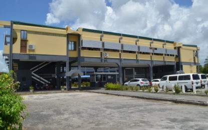 Analyst food, drug department to get new complex
