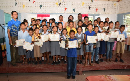 2016: Foundationlaid for Indigenous peoples' development