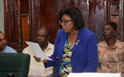 Greater services from NFMU, PUC in 2017- Minister Hughes