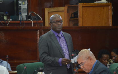 Region Three has done well­– MP Adams says during Budget debates