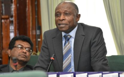 Guyana up to date with CARICOM financial obligations – Min. Greenidge