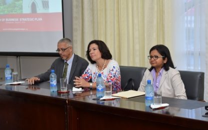 2016- A busy year for Business Ministry- Minister Gaskin