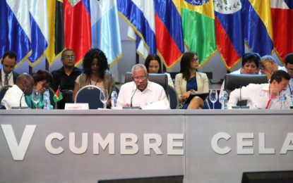 Photographs from CELAC