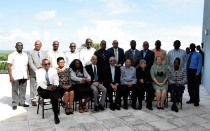 Pettiness and prejudices hindering development at the local level  -President Granger at inaugural meeting of NRDCC