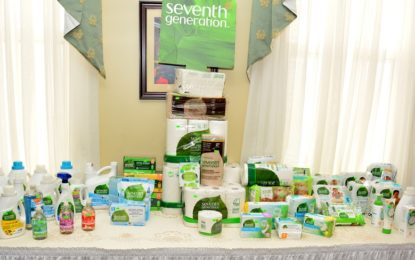 Local entrepreneurs launch eco-friendly detergent line